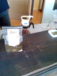 Iコーヒー試飲2